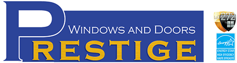 Prestige Windows and Doors Logo