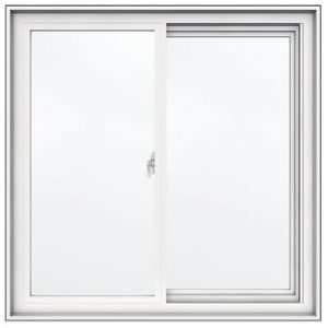 Premium Double Sliding Window